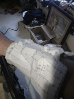Dead Space Security Rig Tutorial : Right Gauntlet by Lycanis2012
