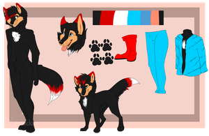 .:OUTDATED ref sheet:. (new one uploading soon) by burnt-sonic