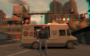 GTA IV - anaglyph 04 by MichaWha
