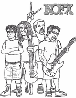 NOFX by PunkInfest