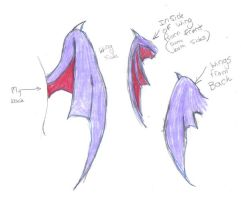 Fursuit Wings by Animal-and-anime-lvr