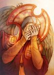 Doctor Who - Weeping Time Lord by Lehanan