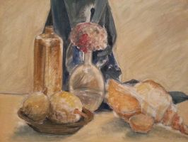 First real oil study by maria-art-ro