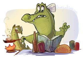 Anyone Can Cook by Shantyland