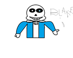 Sans-MS Paint by Blake32