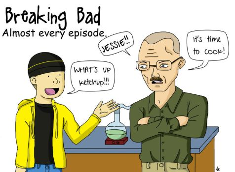 Breaking Bad by FluffyPocket