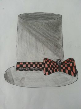 Kat inspired top hat by moondaggersoul