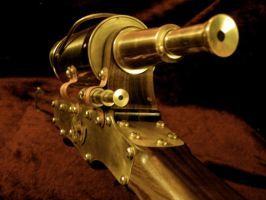 Steampunk Sniper Rifle 3 by steampunk22