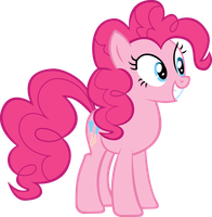pinkie pie by freak0uo