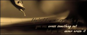 Life's a pen by Grave-Robber-Jess