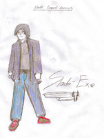 Slade-EXE in anime by slade-exe