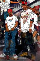 The Diplomats.. Art Work by arihoff