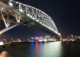 Sydney Harbour by mbennion76