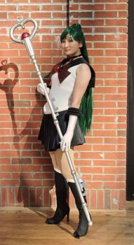 Sailor Pluto 1 by Stealthos-Aurion