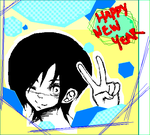 Happy, Belated, New Year by Elial