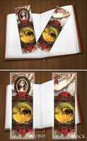Bookmarker project -Seasons IV.- by KungfuHamster