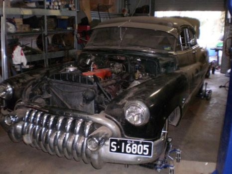 WIP1950 Buick Special Original by D34Dsmell