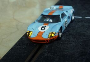 Ford GT 40 1969 by angelneo107