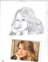 Taylor Swift! by 1313Cupcake13