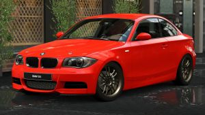 2007 BMW 135i Coupe (Gran Turismo 5) by Vertualissimo