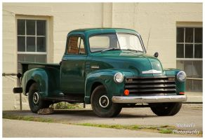 A Nice Chevy Truck by TheMan268
