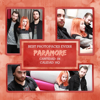 Photopack 1878 - Paramore by BestPhotopacksEverr