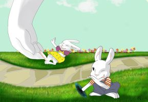 Request - Max And Ruby by JoceGurr