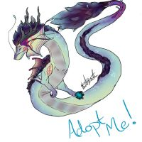 AUCTION: Dragon Adopt :CLOSED: by CloudClipper