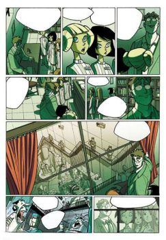 Wonder City page 2 by cuccadesign