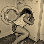 AS Art Washing Machine by BeckettSimpleton