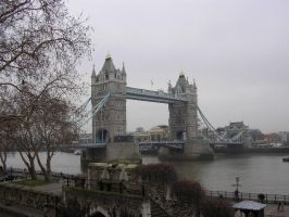 Tower Bridge awesome by mimih