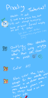 Pixel Tutorial by CatFeed