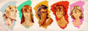 saint seiya - legend of sanctuary by spoonybards