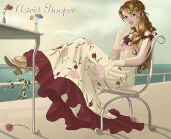 Astrid Hooper by xbarewithme