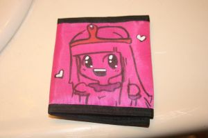 Princess Bubblegum Wallet by GirlOfGore