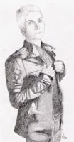 Gerard in a Leather Jacket by anime-fan-addict