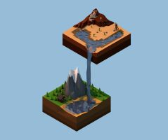 Low Poly by Meisterecke