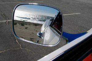 1969 Indy Pace Car side mirror by LASMN