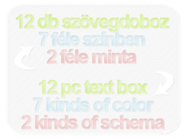 Text box PSD by HeyEllie