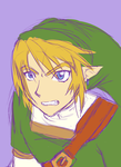 Link Doodle by KittyKyomi