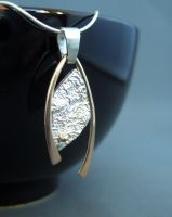 Reticulated pendant by SongBird55