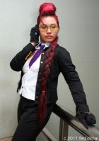 Crimson Viper Cosplay A by jeanleyva