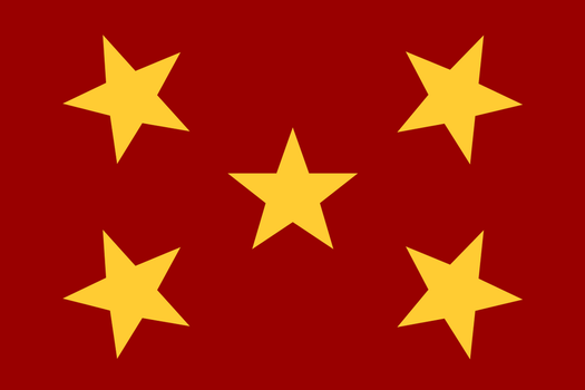 The flag of Tianxia by FerdinandRosenthal