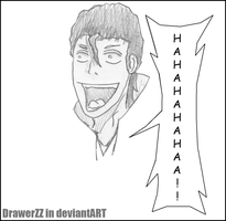 Mad Aizen by DrawerZZ