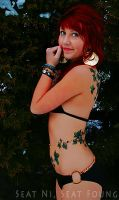 ivy tattoo and redhead by Lioa