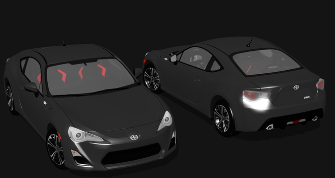 2013 Scion FR-S / Toyota 86 by noonenothing