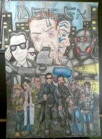Deus Ex poster by SgtArmyGuy
