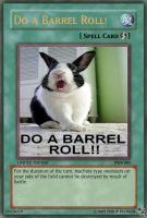 Barrel Roll card by OdaNobonaga
