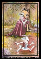 ALICE IN THE WONDERLAND 1- 3 by 111-JL-111