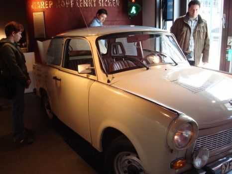 Trabant 2 by Cabbages